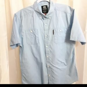 Ecko Unlimited Short Sleeve Button Down